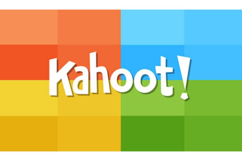 Kahoot-actiekaart